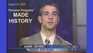 Christian Polygamy Made History - Mark Henkel - 700 Club -  2005-08-16