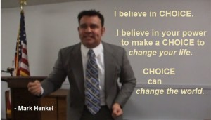 I believe in choice - Anti-Socialist - Mark Henkel