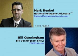 Mark Henkel and Bill Cunningham - 2016-01-22