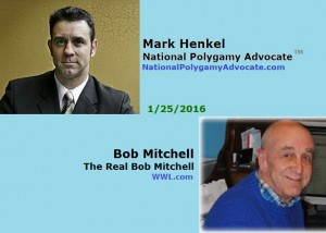 Mark Henkel and Bob Mitchell - 2016-01-25