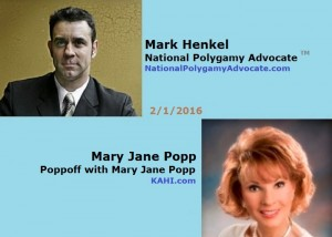 Mark Henkel and Mary Jane Popp