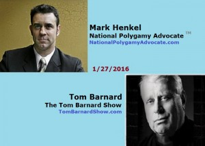 Mark Henkel and Tom Barnard - 2016-01-27
