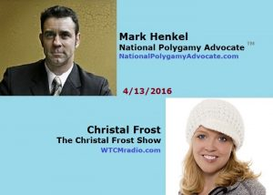 Mark Henkel and Christal Frost