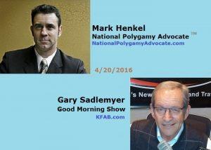 Mark Henkel and Gary Sadlemyer