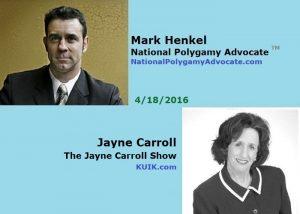 Mark Henkel and Jayne Carroll
