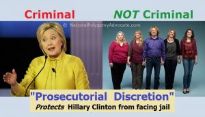 Prosecutorial Discretion Protects Hillary Clinton from facing jail - 700x400-c
