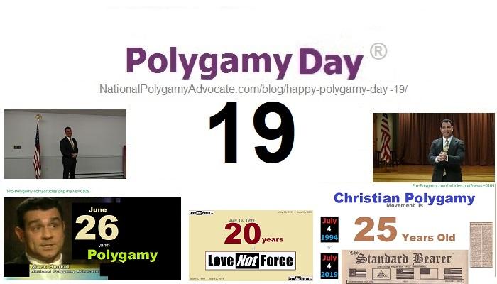 Polygamy Day 19